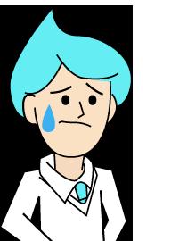 困り顔水素博士
